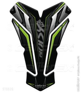 calibrex motorcycle tank pad
