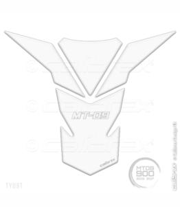 Yamaha MT09 Tank Pad Transparent Calibrex TY09T