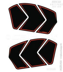 kawasaki versys 650 knee pads calibrex
